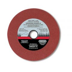 Oregon OR534-14A 1/4 IN. GRINDING WHEEL FOR ALL FULL SIZE GRINDERS