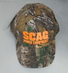 Scag SC-HAT-CAMO Cap