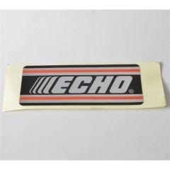 Echo / Shindaiwa X502000000 LABEL, ECHO
