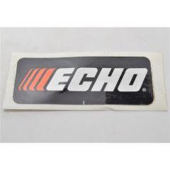 Echo / Shindaiwa X502000320 LABEL, ECHO
