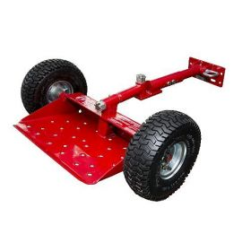Jungle Jims JW-Red Jungle Wheels