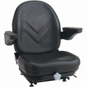 Oregon 73-562-0 SEAT, DELUXE TRACTOR WITH SUSPENSION