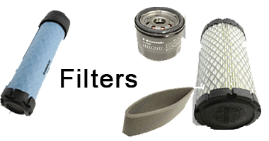 Louisville Tractor stocks all your service and maintenance parts from oil filter, air filters and fuel filters.
