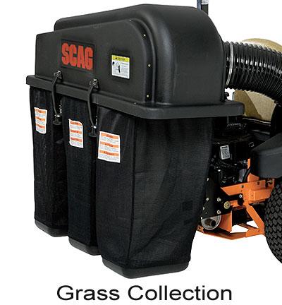 Scag 3 Bag Bagger