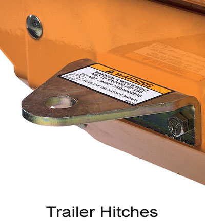 Scag Rear Hitch for Tiger Cat