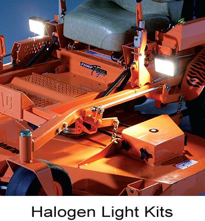 Scag Halogen Light Kits