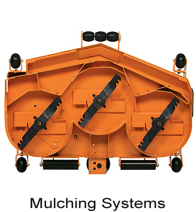 Scag Mulching Systems