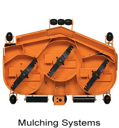 Hurricane Mulch Systems