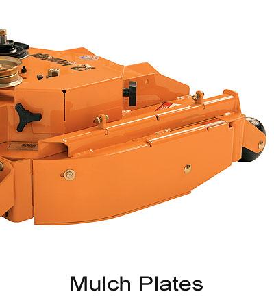 Scag Mulch Plates