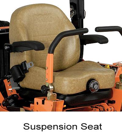 Scag Suspension Seat
