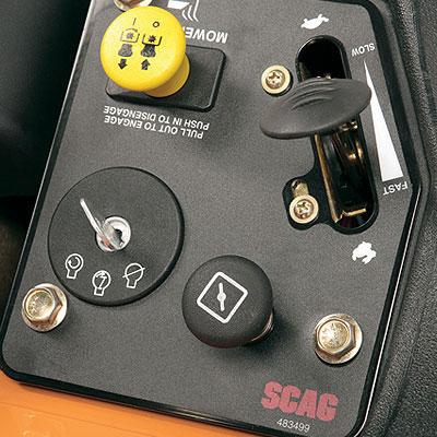 Full-Featured Instrument Panel