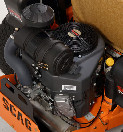 Scag Patriot Kawasaki Engine