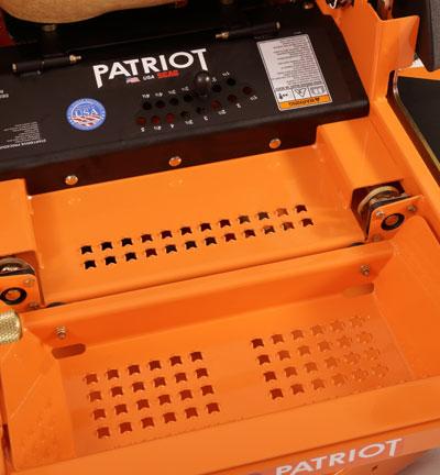 Scag Patriot Foot Plate