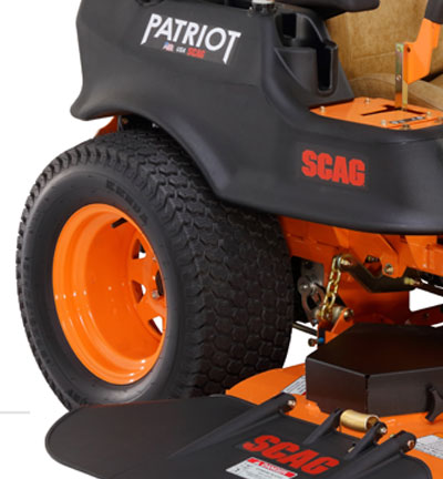 Scag Patriot Tire and Wheel