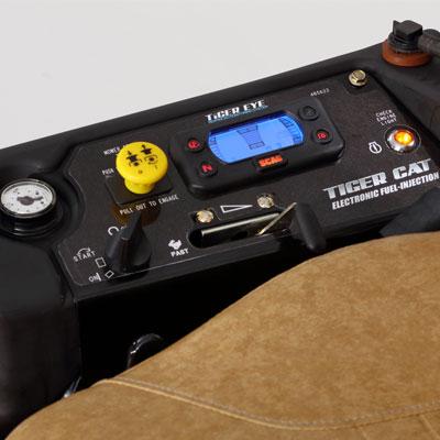 Scag Tiger Eye Monitoring System