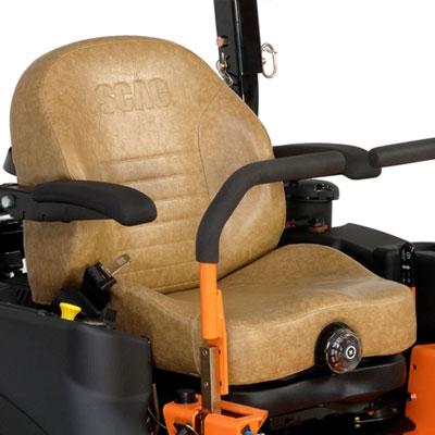 Tiger Cat II Suspension Seat