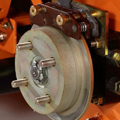 Scag Turf Tiger Disc Brake