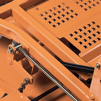 Scag Turf Tiger Double Tube Frame