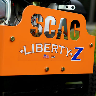 Scag Liberty Z Bumper